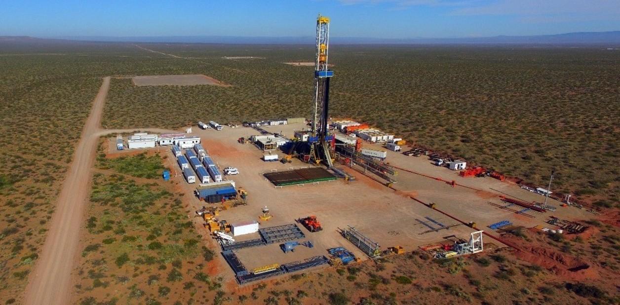 <p>El bloque Bajada del Palo Oeste, propiedad de Vista Oil & Gas, en Vaca Muerta. petroleo yacimiento vaca muerta</p>